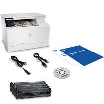 Impressora HP Laserjet Pro M180NW Wifi 220V