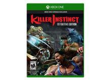 Xbone Killer Instinct Definitive Edition