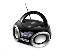 Radio Portatil Quanta QTRP438 CD/MP3/USB-Preto