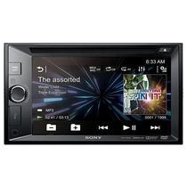 DVD Car Sony 2DIN XAV-600 - USB - 6.1 Polegadas