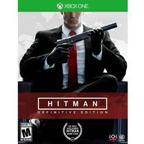 Jogo para Xbox One Io Interactive Hitman Definitive Edition