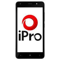 "Smarphone Ipro Kylin 5.5 Dual Sim 8GB Tela 5.5"" 2MP/2MP Os 6.0 - Preto/Azul"