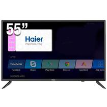 "TV Smart LED Haier LE55U6600DUA 55"" 4K Ultra HD"