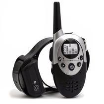 Coleira Eletronica M86 para Adestramento de Cachorro com Controle - Preto