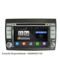Central Multimidia M1 Fiat Bravo(10-12) M7135 Android 8.0 com GPS