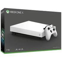 Microsoft Xbox One X 4K 1TB/HDR Branco