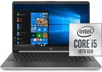 "HP 15-DY1018, Intel 10OGEN. i5-1035G1, 8GB Memoria, 512GB SSD, 15"""