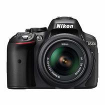 Camera Digital Nikon D5300 18-55 VR Kit 24.2MP