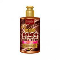 Forever Liss Bomba de Chocolate Creme de Pentear Ultra Hidratante 300G