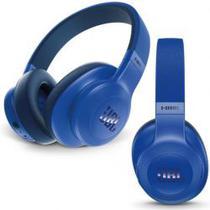 Fone Head JBL E55BT com Microfone Wireless Azul