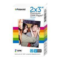 Papel Fotografico Polaroid 2X3 Pack 20 Folhas