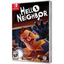 Jogo Hello Neighbor Nintendo Switch