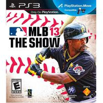 Jogo MLB 13 The Show PS3