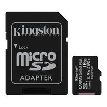 Cartão de Memória Micro SD Kingston Canvas Plus 100 MB/s 16 GB