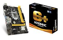 Placa Mãe Biostar LGA1151 H310MHC HDMI/VGA/USB3.1