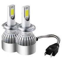 Lampada Super LED C6 Headlight H7 6000K