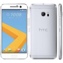 """Smartphone HTC 10 M10H 32GB Lte 1SIM Tela 5.2""""Super LCD5 Cam.12MP+5MP- Prata"""