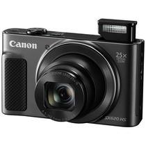 Camera Canon SX-620HS Wifi/ 20.2 Megapixel/ Zoom 25X - Preto