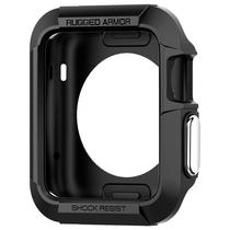 Capinha para Apple Watch Series 1/2/3 de 42 MM Spigen Rugged Armor SGP11496 - Preta
