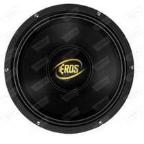 """Sub *Eros 12"""" e-612 Full 4OHMS (Black) 600RMS"""
