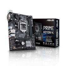 Placa Mãe 1151 Asus H310M-K R2.0 Prime DVI/VGA