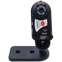 Camera IP Wireless Quanta QTMFW11 Wifi/ SD/ HD/ Avi/ Fotos / Video/ Infra Vermelho-P