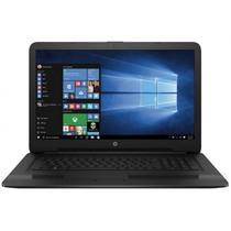 "Notebook HP 17-X121DX Core i5 2.5GHZ/ 17.3""HD/ 4GB/ 1TB/ DVD RW/ W10 -Preto"
