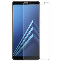 Filme de Vidro 9H Class para Samsung Galaxy A8+ (2018) - Transparente