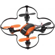 Mini Drone Udirc U839 Six-Axis Gyro 3D 2.4GHZ Laranja/Preto