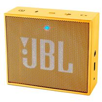 Caixa de Som Portatil JBL Go Bluetooth (1GTA/BR) Amarelo