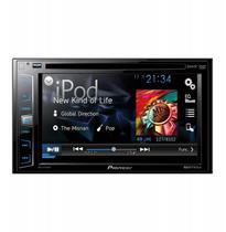 """Reproductores de DVD Pioneer DVD 2DIN AVH-X1750 6.2"""" USB /DVIX /Mix /Andr"""