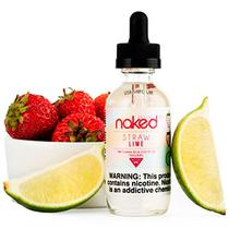 Essencia Naked 100 Straw Lime 00MG 60ML