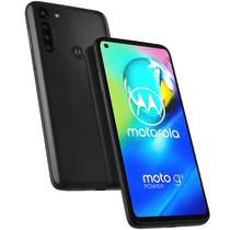 Smartphone Motorola Moto G8 Power XT2041-1 de 6.4&Quot; DS Lte 4/64GB - Smoke Black
