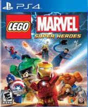 Jogo Lego Marvel Super Heroes PS4