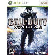 Jogo Call Of Duty World At War Xbox 360