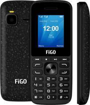 Celular Figo Link A180 DS - 1.77 Polegadas - Dual-Sim - 2G - Preto