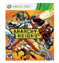 Jogo Anarchy Reigns Xbox 360