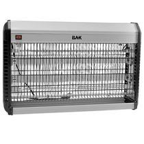 Mata Insetos Eletrico BAK BK-940 30W para Ate 200M2 110V - Preto/Branco