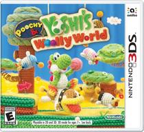 Poochy & Yoshis Wooly World 3DS