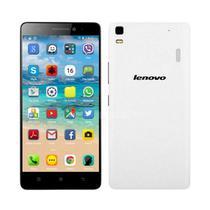 """Smartphone Lenovo K3 Note K50-T5 Dual Sim 4G Tela 5.5"""" Cam.13MP+5MP - Branco"""