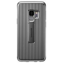 Capinha para Galaxy S9 Samsung Protective Standing Cover EF-RG960CSEGWW - Prata