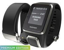 Relogio Tomtom Spark Cardio + Music GPS Fitness Multi-Sport Small Premium Edition