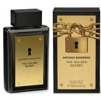 Perfume Antonio Banderas The Golden Secret Eau de Toilette Masculino 100ML
