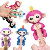Boneco Happy Monkey - Preto