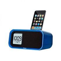Ihome Dock Speaker IH-22LVC (Radio/ Relogio) (Azul)