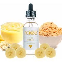 Essencia Naked 100 Go Nanas 00MG 60ML
