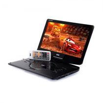 DVD Portatil BAK BK-DVD-1259 Isdbt / USB / SD Card