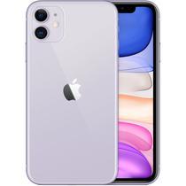 "Apple iPhone 11 64GB Tela 6.1"" A2111 - MWLC2LL/A Purple"