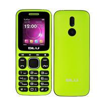 Blu Z4 Music Z250 Dual - Verde Limao