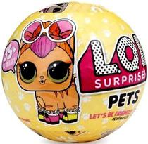 "Boneca Lol ""Pets"" Serie 3"
